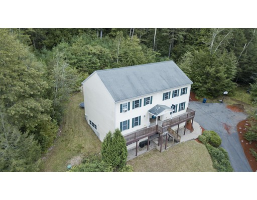 Многосемейный дом для того Продажа на 32 warren wright Road 32 warren wright Road Belchertown, Массачусетс 01007 Соединенные Штаты
