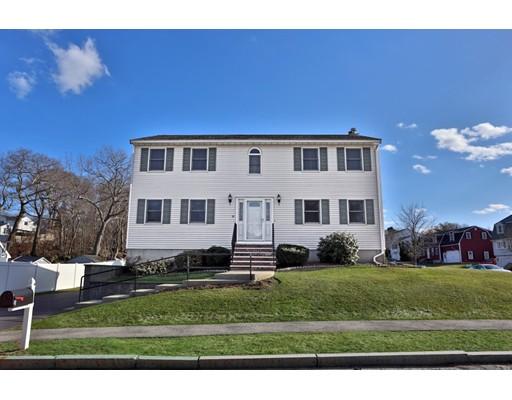 واحد منزل الأسرة للـ Sale في 9 W Diane Road 9 W Diane Road Peabody, Massachusetts 01960 United States