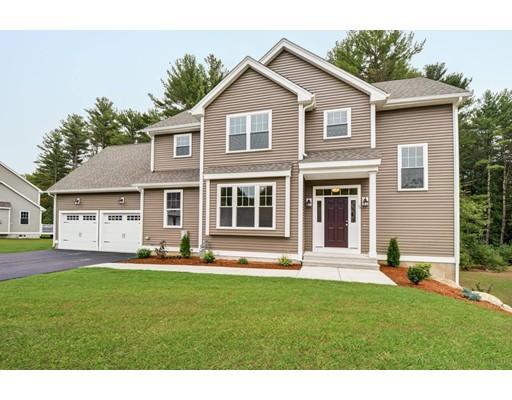 独户住宅 为 销售 在 11 Rifleman Way 11 Rifleman Way 阿克斯布里奇, 马萨诸塞州 01569 美国