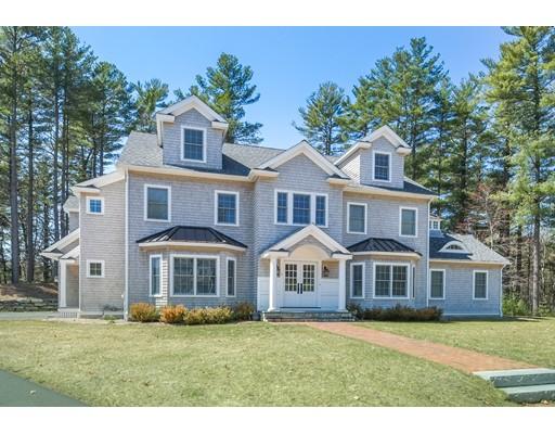 Частный односемейный дом для того Продажа на 3 Dylan's Circle 3 Dylan's Circle Wayland, Массачусетс 01778 Соединенные Штаты