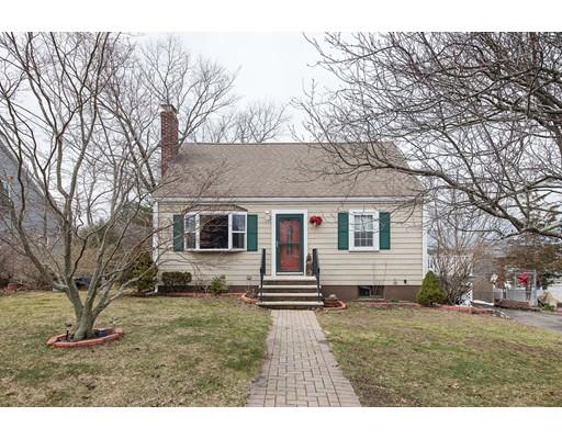 Casa Unifamiliar por un Venta en 19 Worcester Place 19 Worcester Place Holbrook, Massachusetts 02343 Estados Unidos
