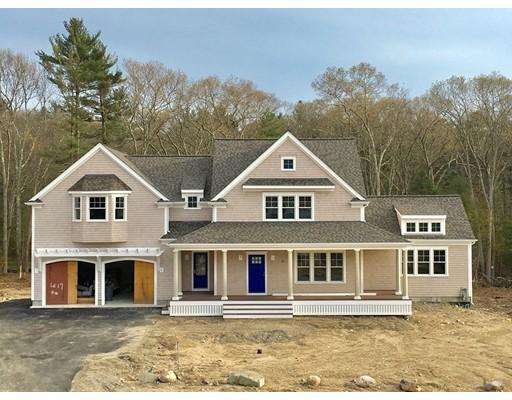 واحد منزل الأسرة للـ Sale في 10 Horseshoe Lane 10 Horseshoe Lane Marshfield, Massachusetts 02050 United States