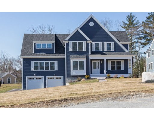 Single Family Home for Sale at 6 Sycamore Drive 6 Sycamore Drive Dracut, Massachusetts 01826 United States