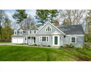 154 Crescent Rd.  is a similar property to 281 Hunters Ridge  Concord Ma