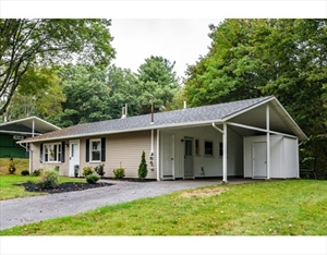 23 Lewis Rd. 12 is a similar property to 75 Page Rd  Bedford Ma