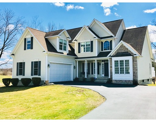 Single Family Home for Sale at 23 Potwine Lane 23 Potwine Lane Amherst, Massachusetts 01002 United States