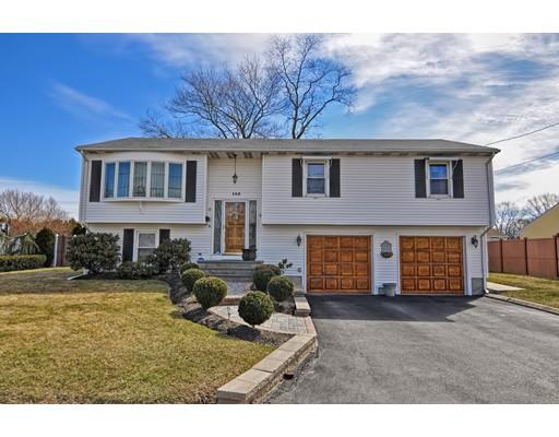 独户住宅 为 销售 在 145 Beverly Road 145 Beverly Road East Providence, 罗得岛 02915 美国