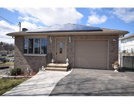 Casa Unifamiliar por un Venta en 141 Kirkland Avenue 141 Kirkland Avenue Ludlow, Massachusetts 01056 Estados Unidos