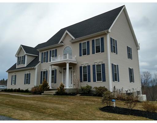 Частный односемейный дом для того Продажа на 9 Longley Hill Road 9 Longley Hill Road Boylston, Массачусетс 01505 Соединенные Штаты