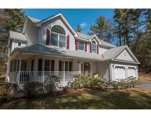 Частный односемейный дом для того Продажа на 16 Old Sawmill Road 16 Old Sawmill Road Belchertown, Массачусетс 01007 Соединенные Штаты