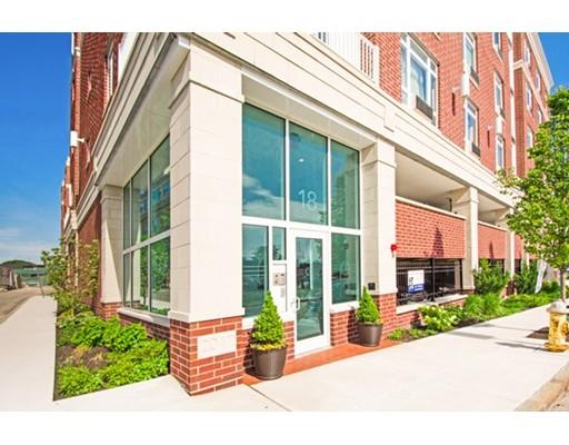 Кондоминиум для того Продажа на 18 Cliveden Street 18 Cliveden Street Quincy, Массачусетс 02169 Соединенные Штаты