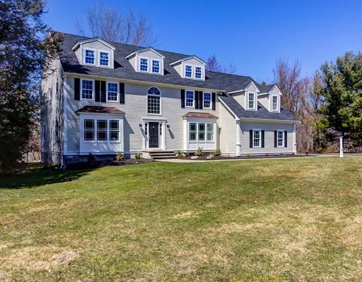 Частный односемейный дом для того Продажа на 2 Whitridge Road 2 Whitridge Road Natick, Массачусетс 01760 Соединенные Штаты