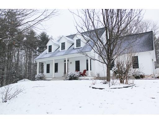 Частный односемейный дом для того Продажа на 5 Loon 5 Loon Winchendon, Массачусетс 01475 Соединенные Штаты