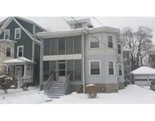 独户住宅 为 出租 在 18 Seaver Street 18 Seaver Street 布罗克顿, 马萨诸塞州 02301 美国