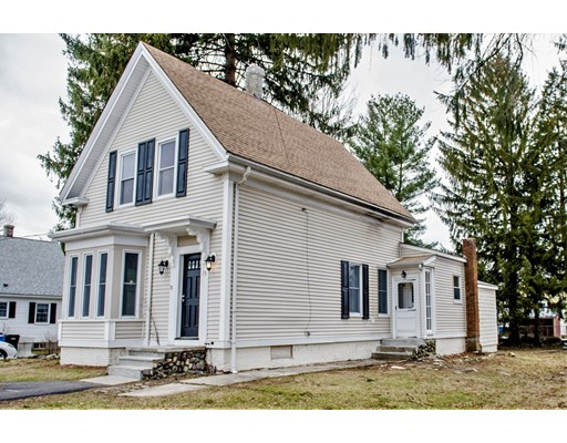 Casa Unifamiliar por un Venta en 39 Lazel Street 39 Lazel Street Whitman, Massachusetts 02382 Estados Unidos