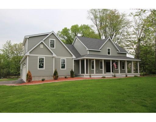 Maison unifamiliale pour l Vente à 146 Seven Bridge Road 146 Seven Bridge Road Lancaster, Massachusetts 01523 États-Unis