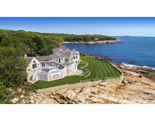 Maison unifamiliale pour l Vente à 50 Mussel Point Road 50 Mussel Point Road Gloucester, Massachusetts 01930 États-Unis