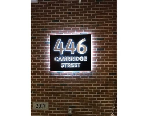 446 Cambridge St, Boston, MA 02134