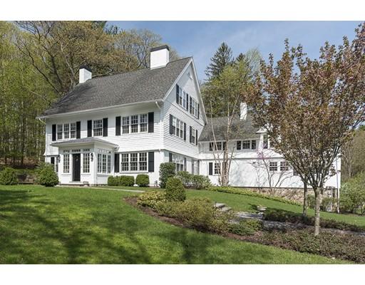 Частный односемейный дом для того Продажа на 448 Bay Road 448 Bay Road Hamilton, Массачусетс 01982 Соединенные Штаты