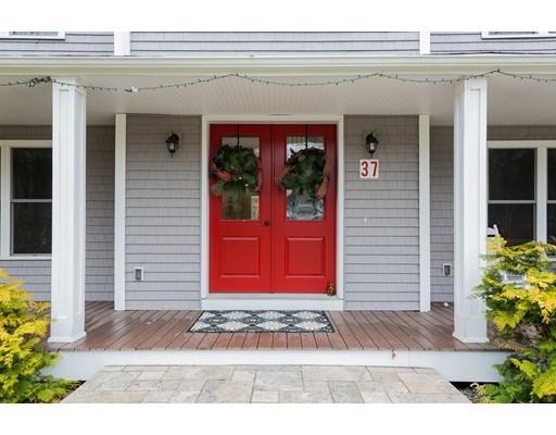 Maison unifamiliale pour l Vente à 37 West Ridge Drive 37 West Ridge Drive Sharon, Massachusetts 02067 États-Unis