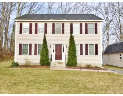 Maison unifamiliale pour l Vente à 2 Leland Hill Road 2 Leland Hill Road Grafton, Massachusetts 01560 États-Unis