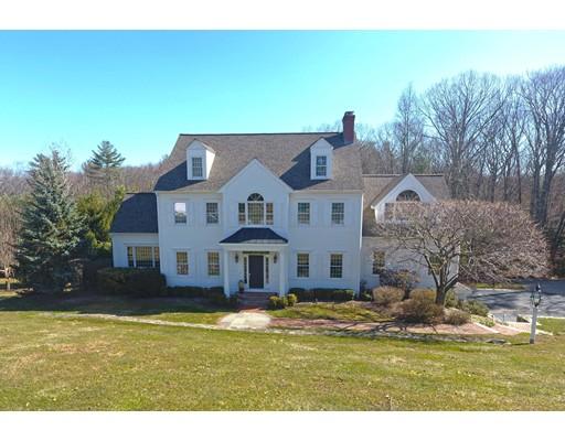 Частный односемейный дом для того Продажа на 12 Loeffler Lane 12 Loeffler Lane Medfield, Массачусетс 02052 Соединенные Штаты