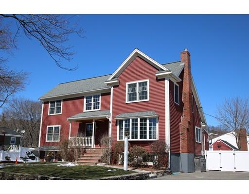 Maison unifamiliale pour l Vente à 6 Morris Place 6 Morris Place Saugus, Massachusetts 01906 États-Unis
