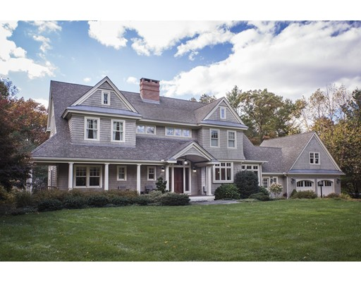 Casa Unifamiliar por un Venta en 85 Highwoods Lane 85 Highwoods Lane Carlisle, Massachusetts 01741 Estados Unidos