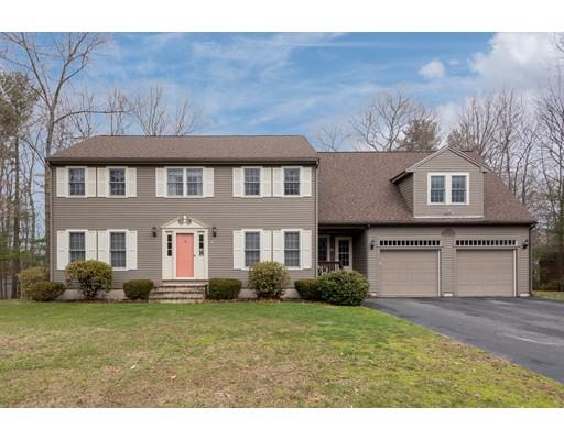 Casa Unifamiliar por un Venta en 4 Millbrook Drive 4 Millbrook Drive Rockland, Massachusetts 02370 Estados Unidos