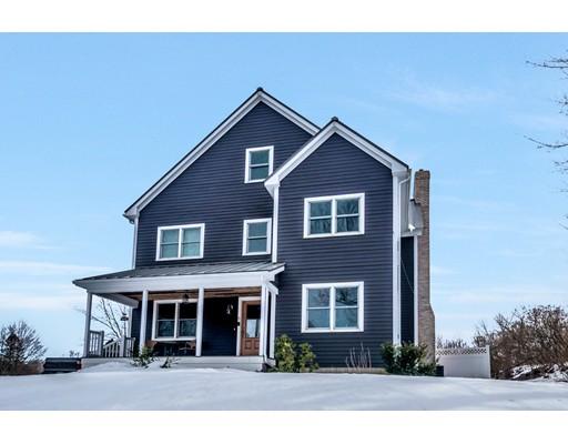 Single Family Home for Sale at 8 Highland Avenue 8 Highland Avenue Ashburnham, Massachusetts 01430 United States