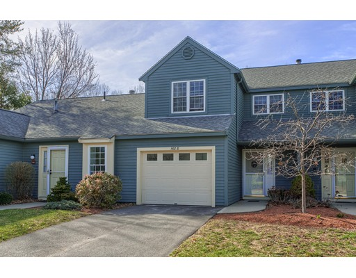 Condominium for Sale at 502 Ridgefield Circle 502 Ridgefield Circle Clinton, Massachusetts 01510 United States