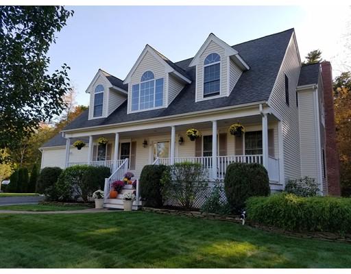 Casa Unifamiliar por un Venta en 167 Whippoorwill Drive 167 Whippoorwill Drive Raynham, Massachusetts 02767 Estados Unidos