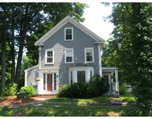 Частный односемейный дом для того Аренда на 48 School Street 48 School Street Merrimac, Массачусетс 01860 Соединенные Штаты