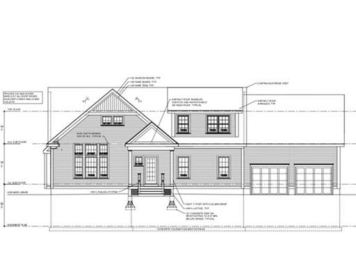 独户住宅 为 销售 在 43 Constitution Way 43 Constitution Way 阿克斯布里奇, 马萨诸塞州 01569 美国