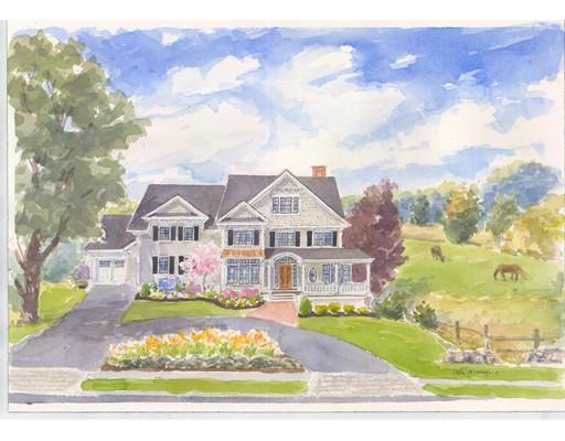 Maison unifamiliale pour l Vente à 44 Adams Street 44 Adams Street Lexington, Massachusetts 02420 États-Unis