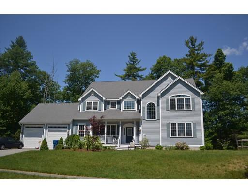 独户住宅 为 出租 在 10 Robin Hill Road 10 Robin Hill Road Groton, 马萨诸塞州 01450 美国