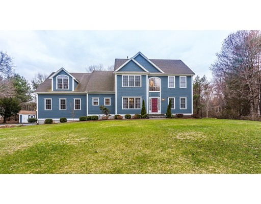 2 Downing Dr, Norton, MA, 02766