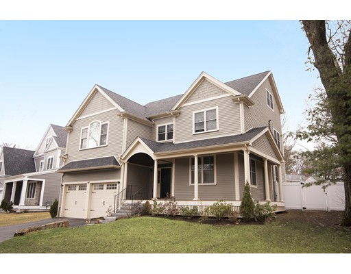 55 Highgate St, Needham, MA 02492