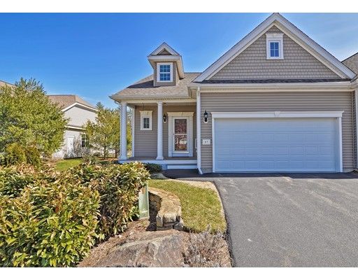 Condominio por un Venta en 37 Stonebridge Drive 37 Stonebridge Drive Hanson, Massachusetts 02341 Estados Unidos
