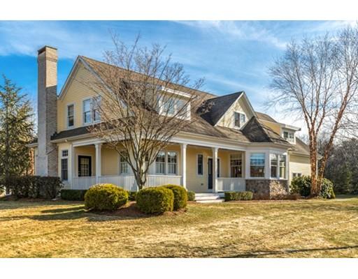واحد منزل الأسرة للـ Sale في 8 Sage Road 8 Sage Road Georgetown, Massachusetts 01833 United States