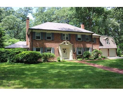 Casa Unifamiliar por un Venta en 116 Normandy Road 116 Normandy Road Longmeadow, Massachusetts 01006 Estados Unidos
