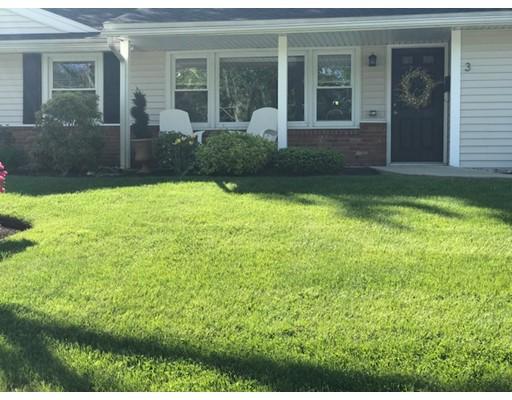 واحد منزل الأسرة للـ Sale في 3 Market Street 3 Market Street Peabody, Massachusetts 01960 United States