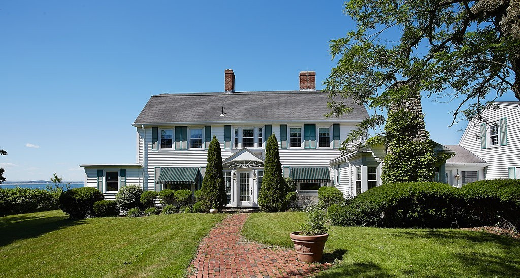 Homes For Sale Plymouth Ma Waterfront
