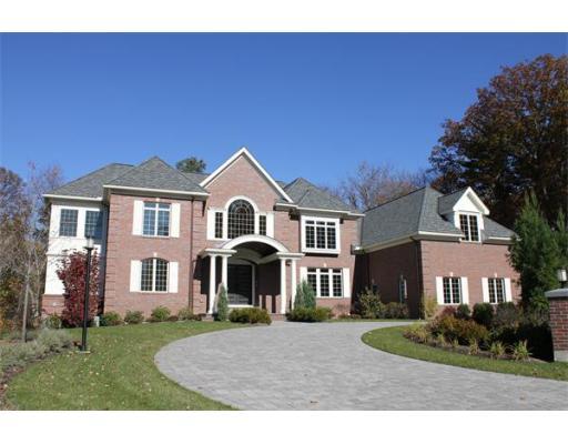 Casa Unifamiliar por un Alquiler en 4 Willoughby Lane 4 Willoughby Lane Andover, Massachusetts 01810 Estados Unidos