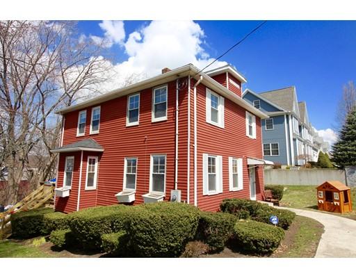 Частный односемейный дом для того Продажа на 122 Morris Street 122 Morris Street Revere, Массачусетс 02151 Соединенные Штаты