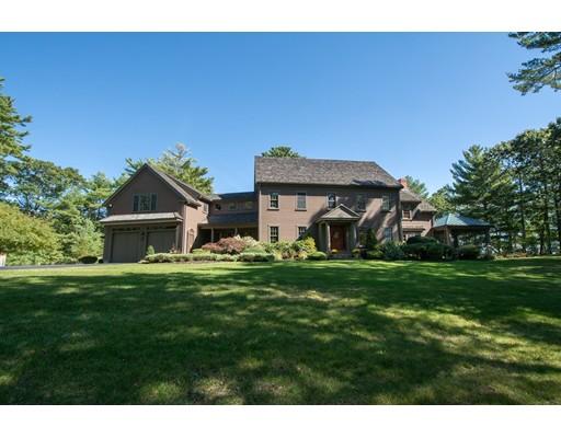 独户住宅 为 销售 在 134 Judge Cushing Road 134 Judge Cushing Road 斯基尤特, 马萨诸塞州 02066 美国