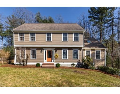 Частный односемейный дом для того Продажа на 206 King Street 206 King Street Groveland, Массачусетс 01834 Соединенные Штаты