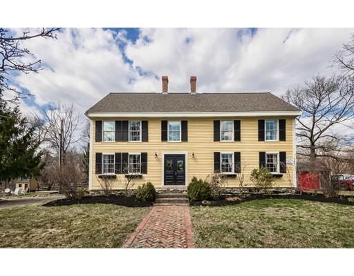 Частный односемейный дом для того Продажа на 165 Hobart Street 165 Hobart Street Danvers, Массачусетс 01923 Соединенные Штаты