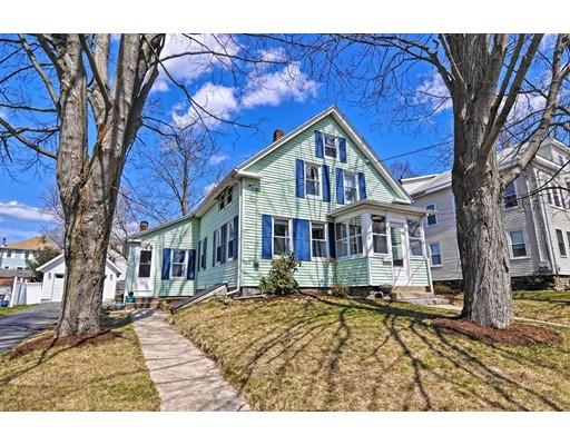 Casa Unifamiliar por un Venta en 17 Pleasant Street 17 Pleasant Street Milford, Massachusetts 01757 Estados Unidos