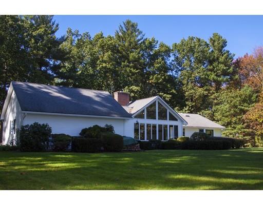 独户住宅 为 销售 在 1170 Florence Road 1170 Florence Road Northampton, 马萨诸塞州 01062 美国